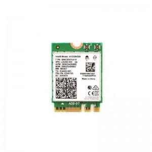 Intel Wifi 6 AX200 Wireless Network Card 802.11ax 2.4Gbps 2.4/5Ghz 160Mhz Bluetooth 5.0