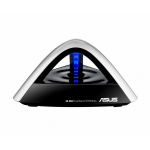 ASUS (EA-N66) Dual Band 450Mbps Ultra-Fast Wireless 3-In-1 (AP, Repeater, Ethernet Adapter) Adapter With High-Power