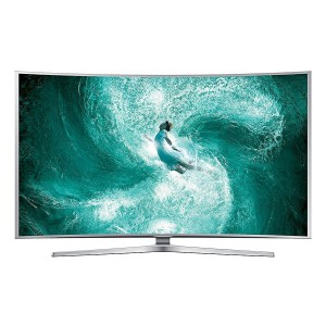 "Samsung UA55JS9000 55"" 140cm Curved SUHD 3D Smart TV With Tizen OS"