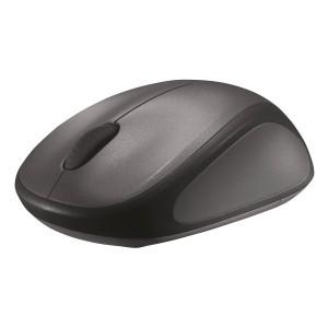 Logitech 910-002201 M235 Black-Silver 1000DPI Wireless Notebook Mouse