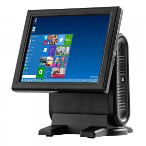WavePOS 80 High-end Intel Dual Core Wireless POS Device with Optional Dual Screen Monitor