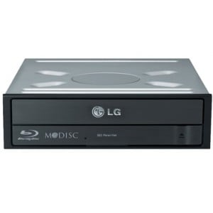LG 16x Blu-Ray SATA Super Multi ReWriter