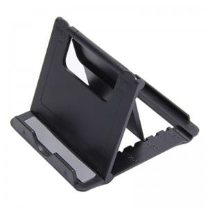 Universal Foldable Holder Stand for Tablets and Mobile Phones