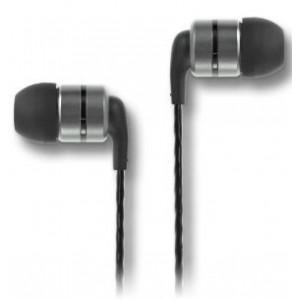 Soundmagic E80S In-Ear Headphones with Mic - Black