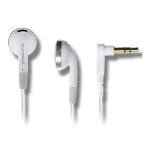 Soundmagic EP30 Open Back Earphones - White