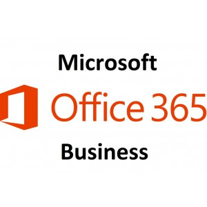 Microsoft Office 365 Business - 1 Year 1 User Subscription - Medialess