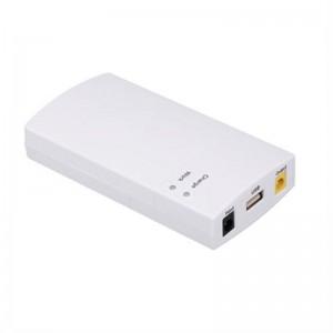 Mini DC UPS (7800mAh) Backup Battery Power Bank Supply