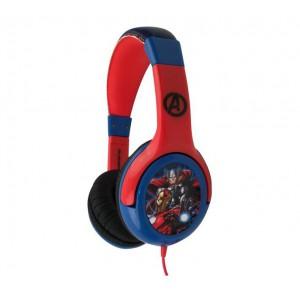 Marvel VK Kiddies Headphones - Avengers