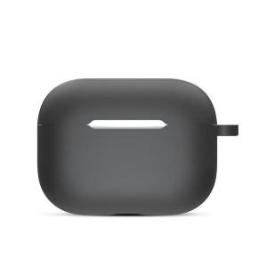 Tuff-Luv Apple Airpods 1/2 Silicone Case - Black