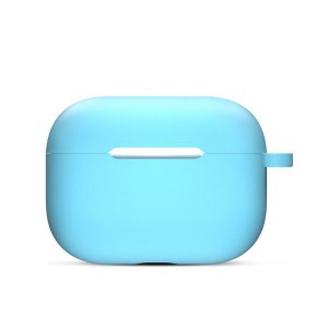 Tuff-Luv Apple Airpods 1/2 Silicone Case - Sky Blue
