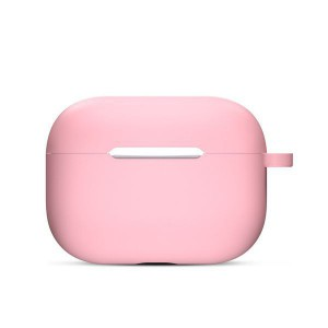 Tuff-Luv Apple Airpods 1/2 Silicone Case - Powder Pink