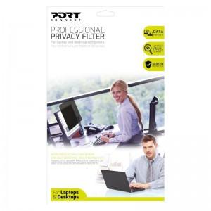 Port Designs Privacy Filter 2D 19 Laptop