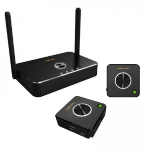 QuattroPod Wireless Casting Pack (1 x Transmitter, 1 x Receiver)