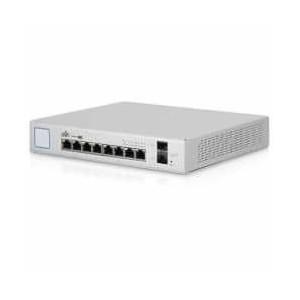 Ubiquiti 8-Port UniFi 150W Managed PoE+ Gigabit Switch with SFP