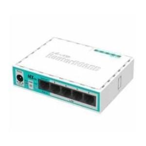 MikroTik 5-Port hEX lite Ethernet Router