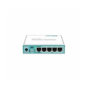 MikroTik 5-Port hEX Gigabit Ethernet Router