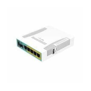 MikroTik 5-Port hEX PoE Gigabit Ethernet Router