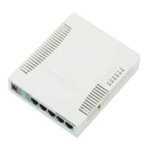 MikroTik 2.4GHz Wireless SOHO Gigabit Access Point