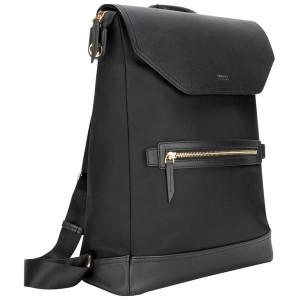 "Targus Newport 15"" Convertible 2-in-1 Laptop Messenger / Backpack - Black"