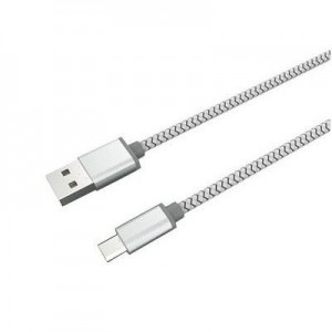 Ldnio Fast Charging & Data Cable - 3m - Silver