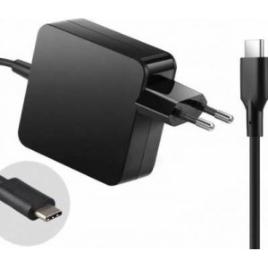 Microworld Type-C 20V 2.25A 65 Watts Universal Charger