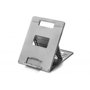 """Kensington SmartFit Easy Riser Go Adjustable Ergonomic Laptop Riser and Cooling Stand for up to 12-14"""" Laptops"""