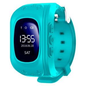 Volkano Kids Find Me Series Children's GPS Tracking Watch - Blue