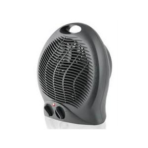 Mellerware Floor Fan Heater 2000w - Graphite (35200GT)