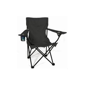 Totally Camping Chair - Black