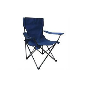Totally Camping Chair - Blue