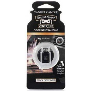Yankee Candle Black Coconut Vent Clips