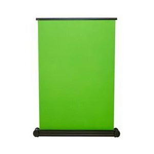 Esquire Pull Up Projector Screen 150 X 180 cm