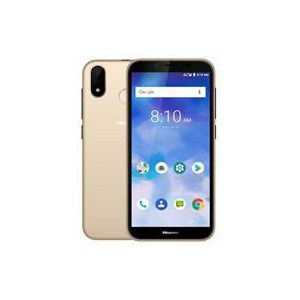 Hisense E9 Smart Phone - Gold
