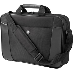 "HP H2W17AA Essential Top Load Case for 15.6"" Laptops (Black)"