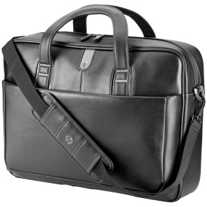 HP Professional Leather Case (Black)(H4J94AA)