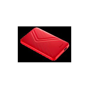 Apacer AC236 2TB USB 3.1 External Hard Drive - Red