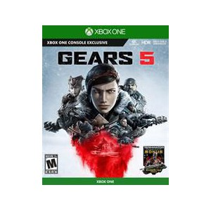 Xbox One Game Gears of War 5