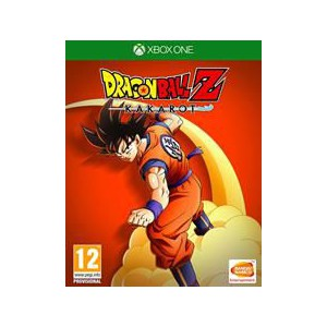 Xbox One Game Dragon Ball Z Kakarot