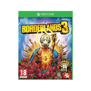 Xbox One Game Borderlands 3 Regular Edition