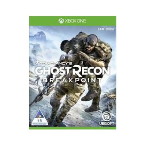 Xbox One Game Tom Clancy Ghost Recon Breakpoint