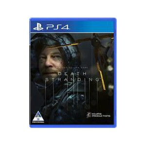 PlayStation 4 Game Death Stranding