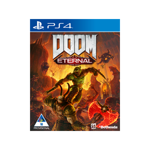 PlayStation 4 Game Doom Eternal