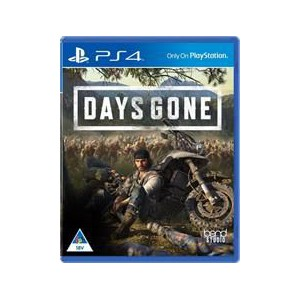 PlayStation 4 Game Days Gone