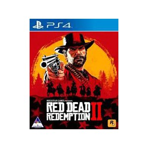 PlayStation 4 Game Red Dead Redemption 2