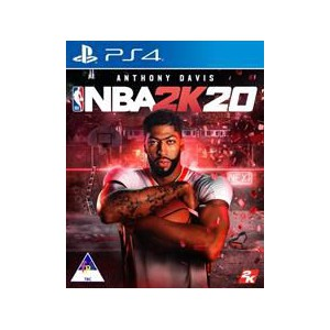 Playstation 4 Game NBA 2K20 Standard Edition