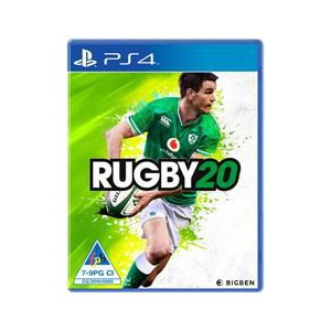 PlayStation 4 Game Rugby 2020