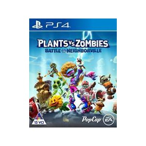 PlayStation 4 Game Plant VS Zombies Battle for Neighborville