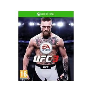 Xbox One Game EA Sports UFC 3