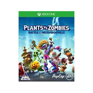Xbox One Game Plant VS Zombies Battle for Neighborville