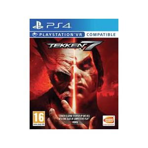 PlayStation 4 Game Tekken 7